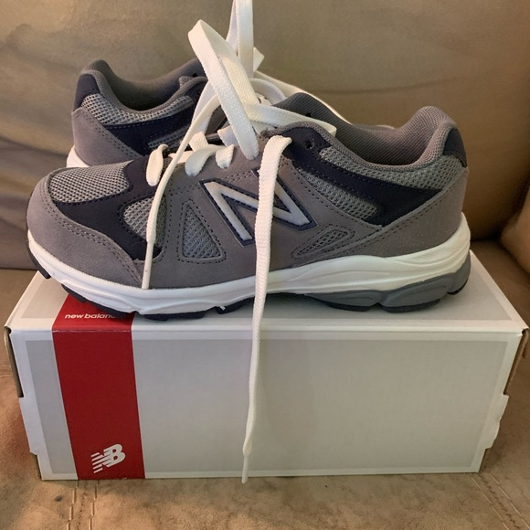 Boys Kj888snp Extra Wide Sneakers
